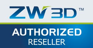 ZW3D Authorised reseller logo
